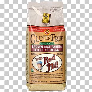 Breakfast Cereal Muesli Grits Bob's Red Mill PNG