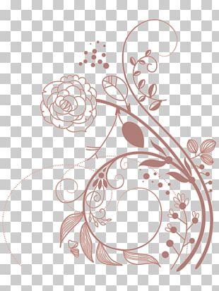 Brown Beach Rose Flower PNG