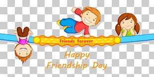 Childrens Day Friendship Day Stock Photography PNG
