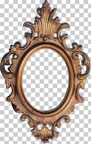 Mirror Frames Decorative Arts PNG
