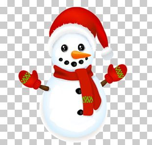 Santa Claus Village Reindeer Christmas Illustration PNG