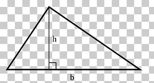 Triangle Point Diagram White PNG