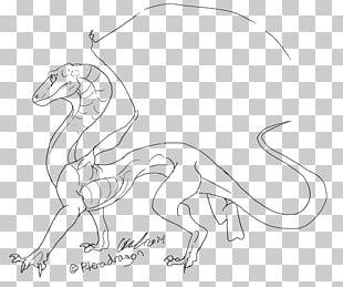 Dragon Drawing Line Art Information /m/02csf PNG
