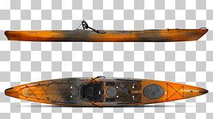 Kayak Fishing Paddling Boat Canoe PNG