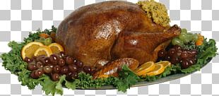 Roast Chicken Turkey Fried Chicken Thanksgiving PNG