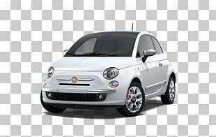 2017 FIAT 500 Chrysler Car Fiat Automobiles PNG