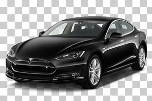 Tesla Model S Car Tesla Model X Tesla Motors PNG