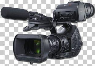 Professional Video Camera PNG