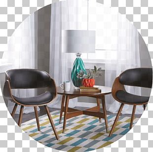 Table Mid-century Modern Interior Design Services Chair Furniture PNG