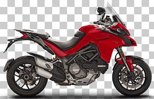EICMA Ducati Multistrada 1200 Motorcycle PNG
