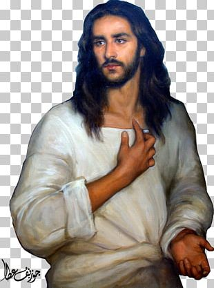 Jesus Religious Art Painting Drawing PNG