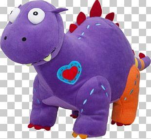 Stuffed Animals & Cuddly Toys Plush Giggle And Hoot Go Giggleosaurus PNG