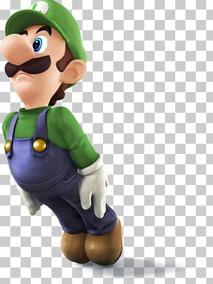 Super Smash Bros. For Nintendo 3DS And Wii U Mario Bros. Super Smash Bros. Brawl Luigi PNG
