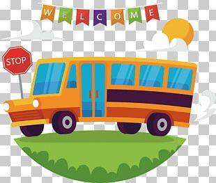School Bus School Bus PNG