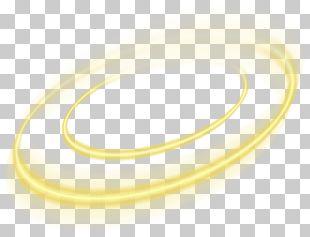 Light Circle Yellow Euclidean PNG
