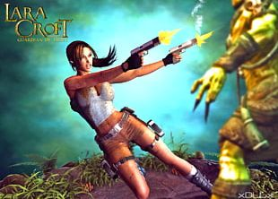 Lara Croft And The Guardian Of Light Tomb Raider: Underworld Video Game Crystal Dynamics PNG