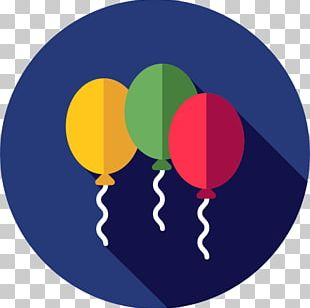 Balloon Computer Icons Party Birthday PNG