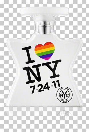 Bond No. 9 Perfume I Love New York Eau De Parfum Bond Street PNG