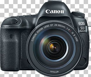 Canon EOS 5D Mark IV Canon EOS 5D Mark III Digital SLR PNG