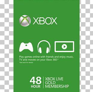 Xbox 360 Xbox Live Brand Microsoft Corporation PNG
