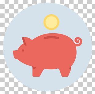 Saving Piggy Bank Computer Icons Finance PNG