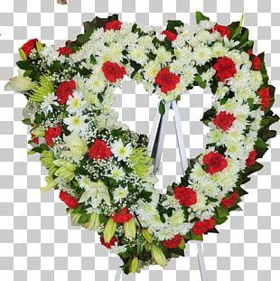 Cut Flowers Floristry Wreath Floral Design PNG
