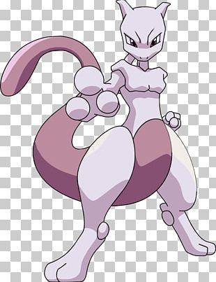 Pokémon Red And Blue Pokémon X And Y Pokémon GO Mewtwo PNG
