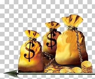 Money Bag Loan Gold Money Bag PNG