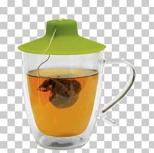 Tea Bag Green Tea Flowering Tea Mug PNG