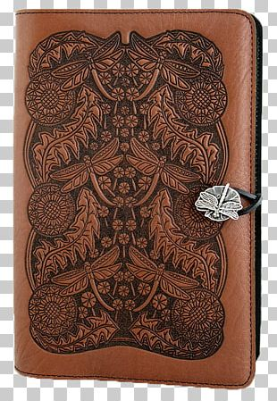 Notebook Leather Oberon Design Paper Book Cover PNG