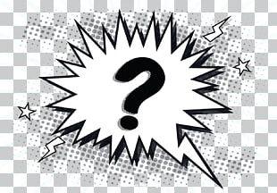 Question Mark Speech Balloon PNG