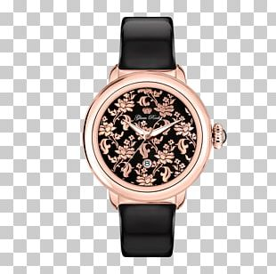 Watch Strap Glam Rock Watch Strap Leather PNG