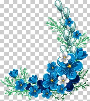 Decorative Borders Borders And Frames Flower Portable Network Graphics PNG