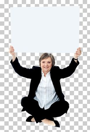 Woman Advertising Stock Photography PNG