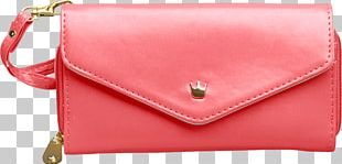 Leather Coin Purse Wallet Handbag PNG