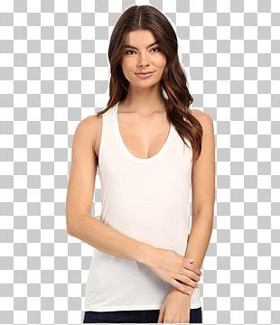 T-shirt Sleeveless Shirt Top Undershirt PNG