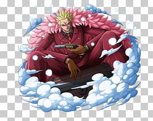 Donquixote Doflamingo Monkey D. Luffy One Piece Treasure Cruise Boa Hancock Usopp PNG