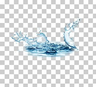 Water Drop Splash Computer File PNG