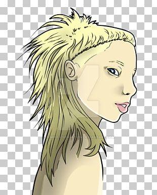 Facial Hair Eyebrow Ear Forehead PNG