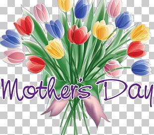 Mother's Day Gift Family Child PNG