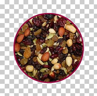 Trail Mix Vegetarian Cuisine Mixed Nuts Dried Fruit PNG