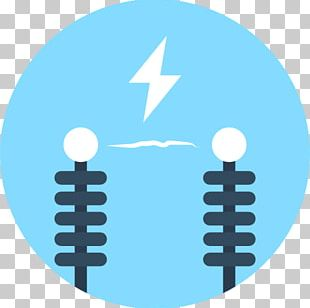 Electricity Computer Icons Electric Power Transmission Transmission Tower PNG