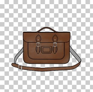 Handbag Leather Satchel Briefcase Strap PNG