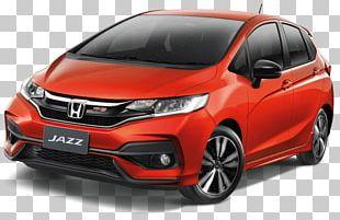 2018 Honda Fit 2017 Honda Fit Car HONDA JAZZ RS PNG