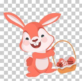Easter Bunny Easter Egg Rabbit PNG