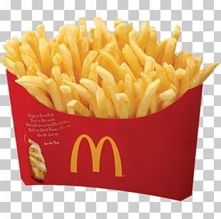 French Fries McFlurry McDonald's Hamburger Happy Meal PNG
