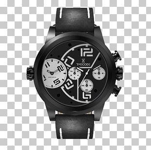 Quartz Clock Timecode Watch PNG