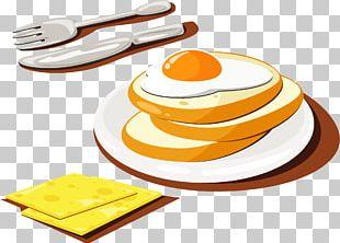 Coffee Breakfast Toast Milk Egg PNG