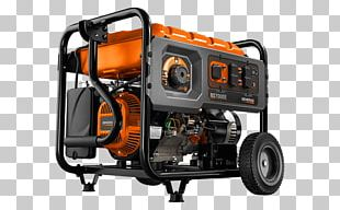 Generac Power Systems Electric Generator Engine-generator Generac RS5500 Standby Generator PNG