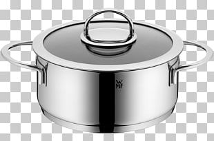 Cookware WMF Group Casserole Stainless Steel Silit PNG